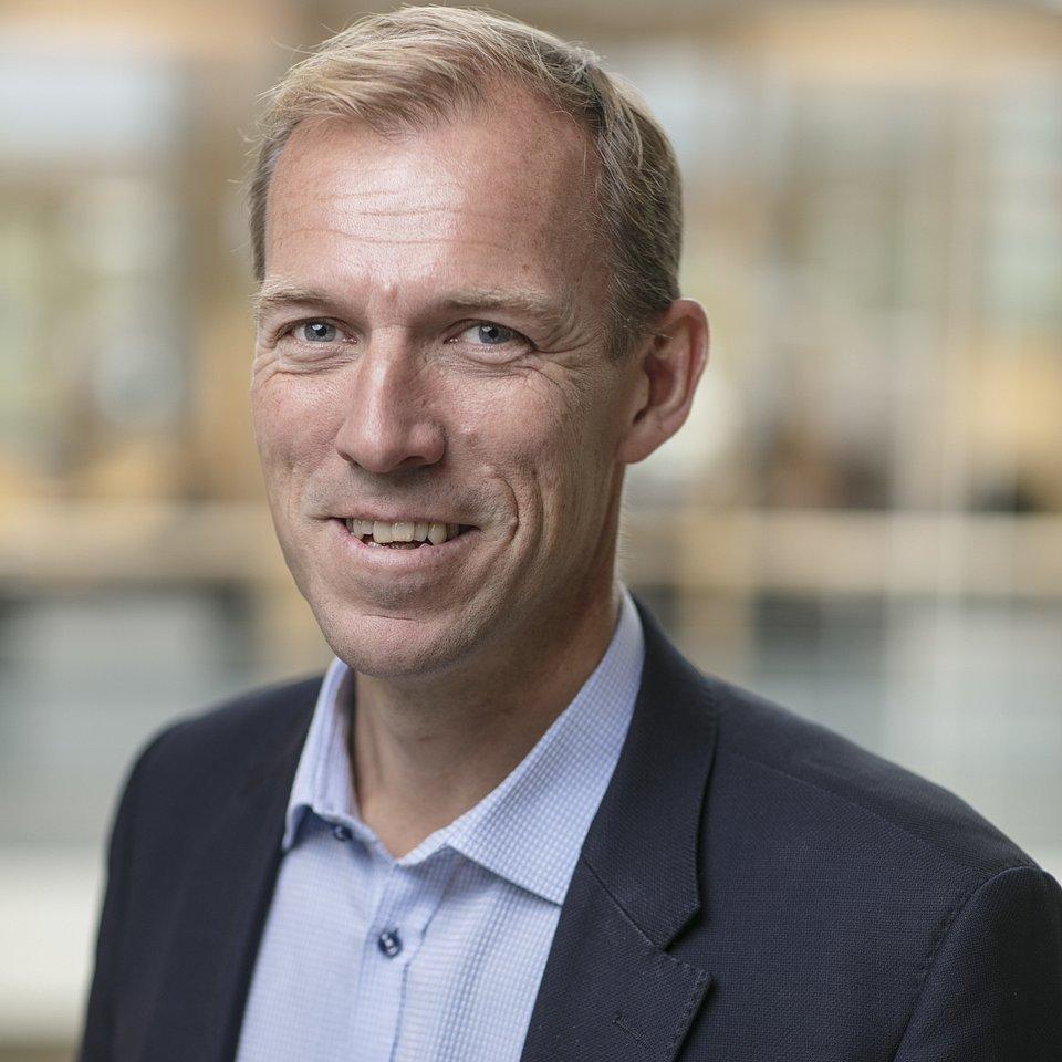 Ivar Driveklepp, CEO of Tussa IKT