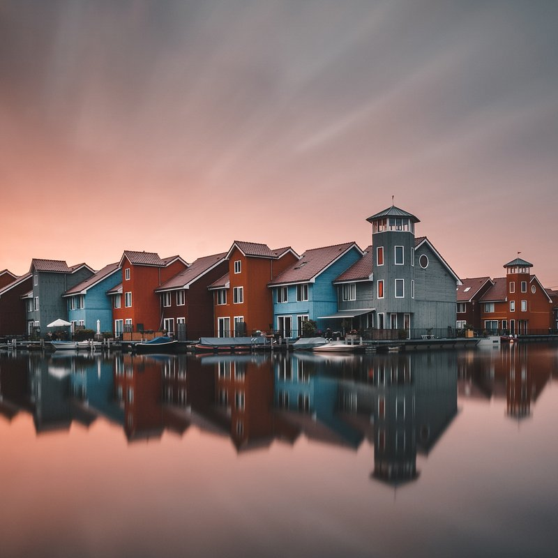 Reitdiephaven Reflections by @anskar from Germany.jpg