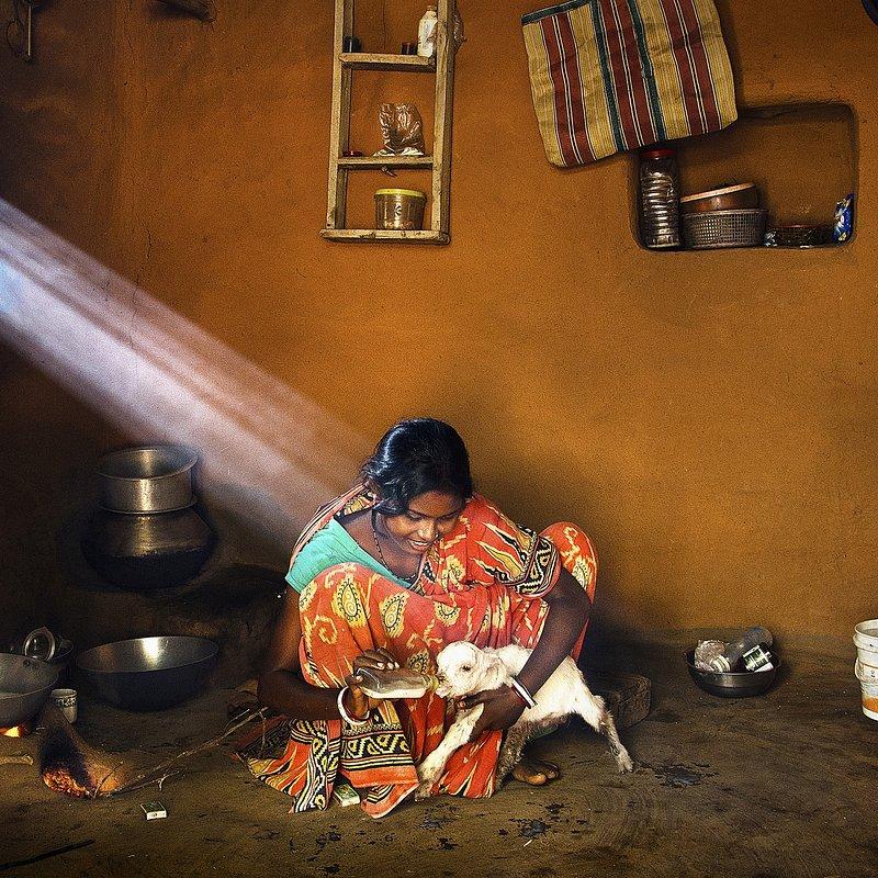 Ray of life by Pranab Basak (India).jpg