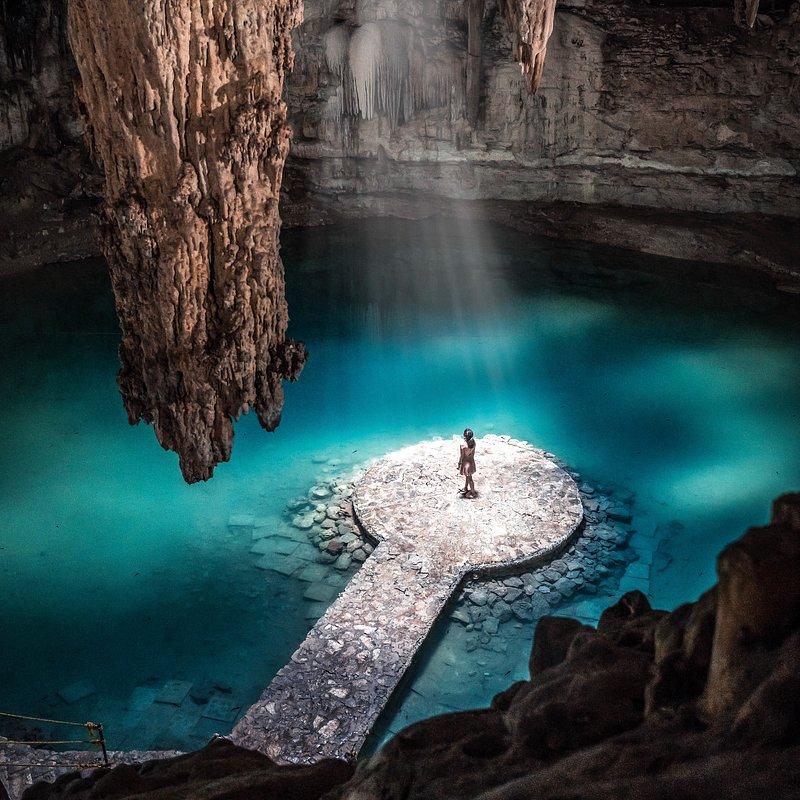 Cenotes in Mexico by Jordi Sark (Mexico).jpg