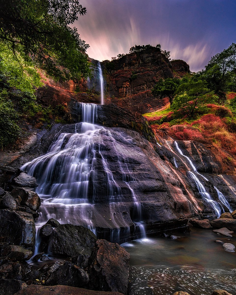 Waterfall in West Java, Indonesia (Sulistyo/AGORA images)