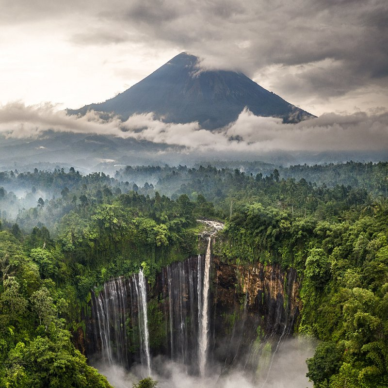 'Views straight out of Jurassic park', Indonesia.jpg