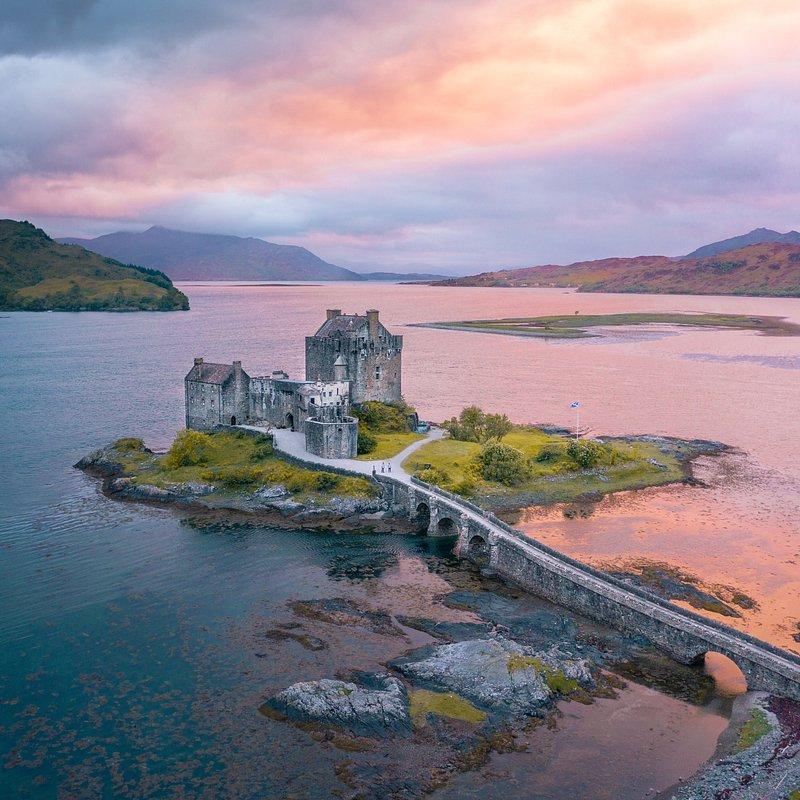 'a little castle in Scotland', UK.jpg