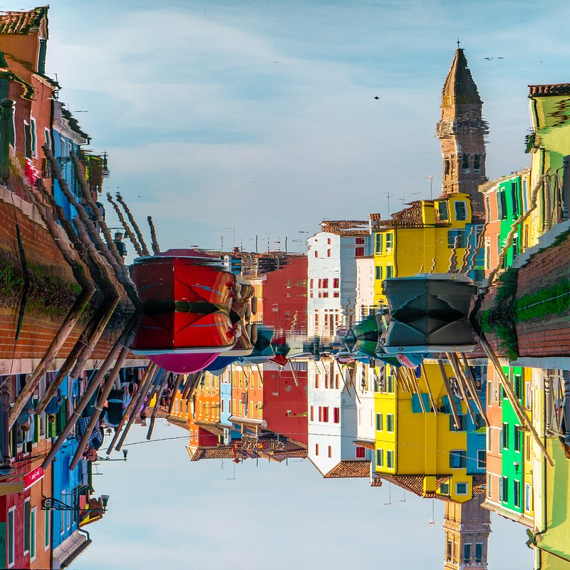 'The colourful canals of Burano', Italy.jpg