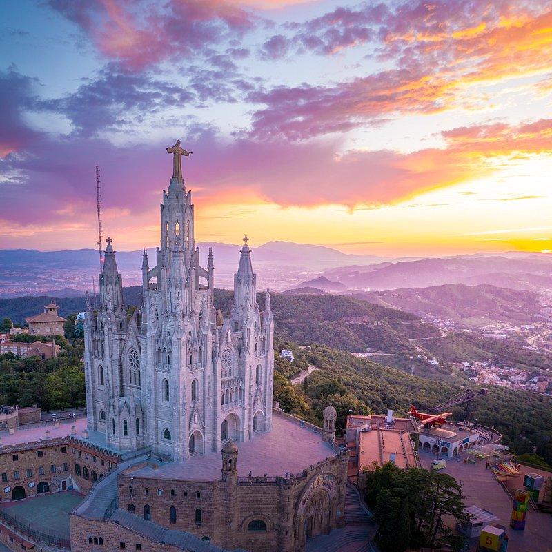 'Insane church high above Barcelona'.jpg