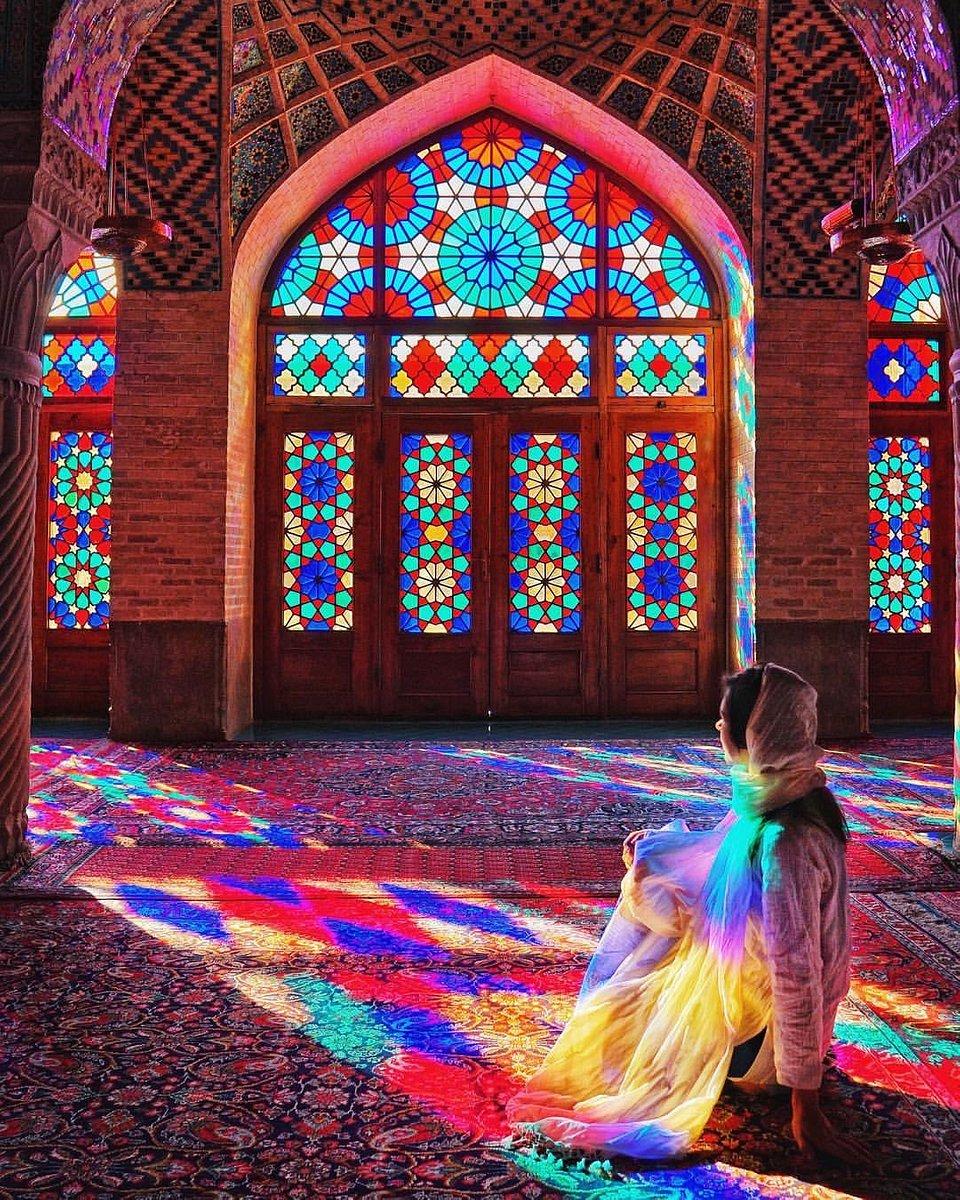 Taken at Nasirul Mulk Mosque, Iran (Engr Hsn/AGORA images)
