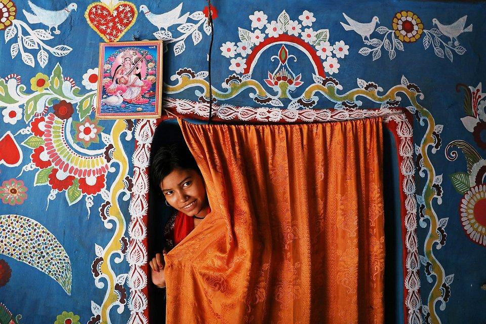 Taken in Dhaka, Bangladesh (Sabina Akter/AGORA images)