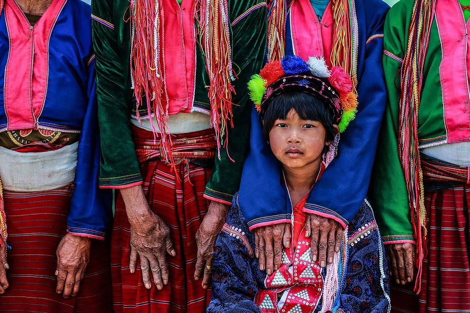 Taken in Myanmar (Ye Kyaw Thu/AGORA images)
