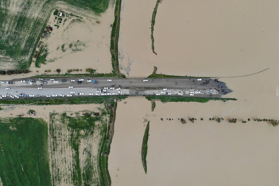Floods in Gorgan city, northern Iran (Mohammad Moheimani/Agora)
