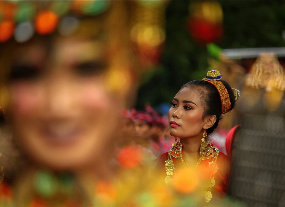 Carnival celebrations in Kendari City (Boby Kuen/AGORA images)
