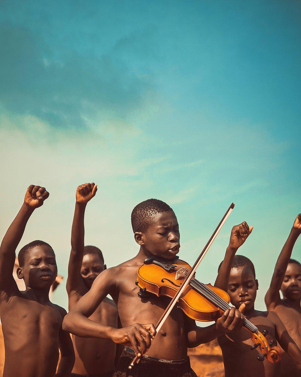 'Songs of Freedom' by Michael Aboya (Michael Aboya/Agora)