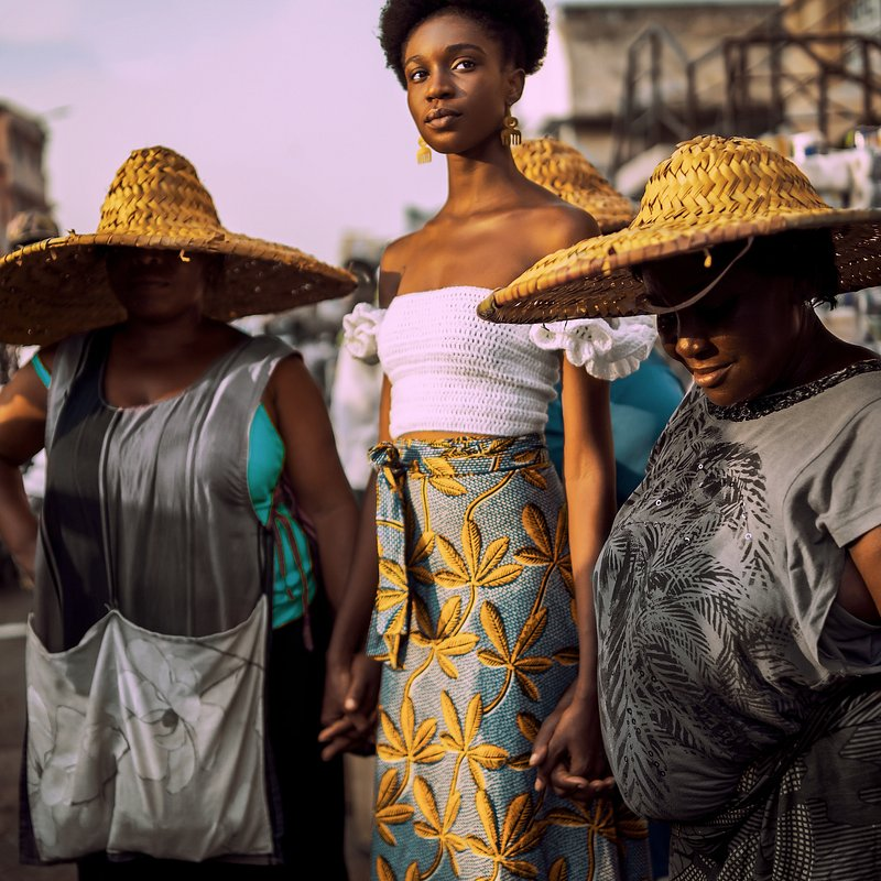 PORTFOLIO Michael Aboya'When two or more women gather an economy is built. When there is equality, there is quality of life.' (Michael Aboya:Agora).jpg