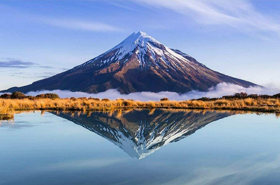 mount taranaki new zealand best landscapes in the world