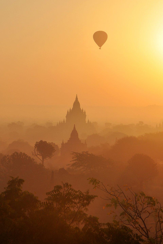 Location: Bagan, Myanmar