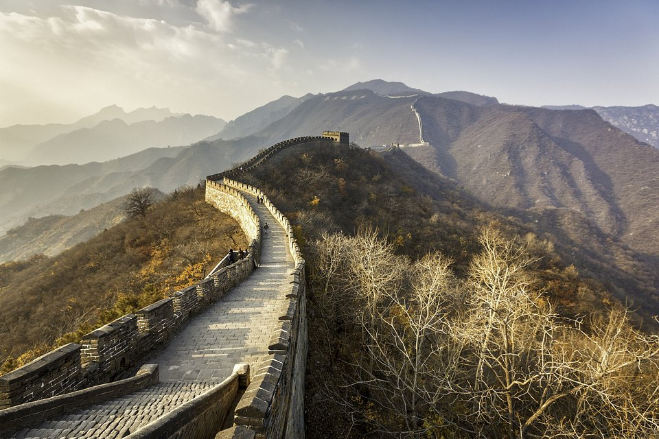 Location: Great Wall of China, Beijing