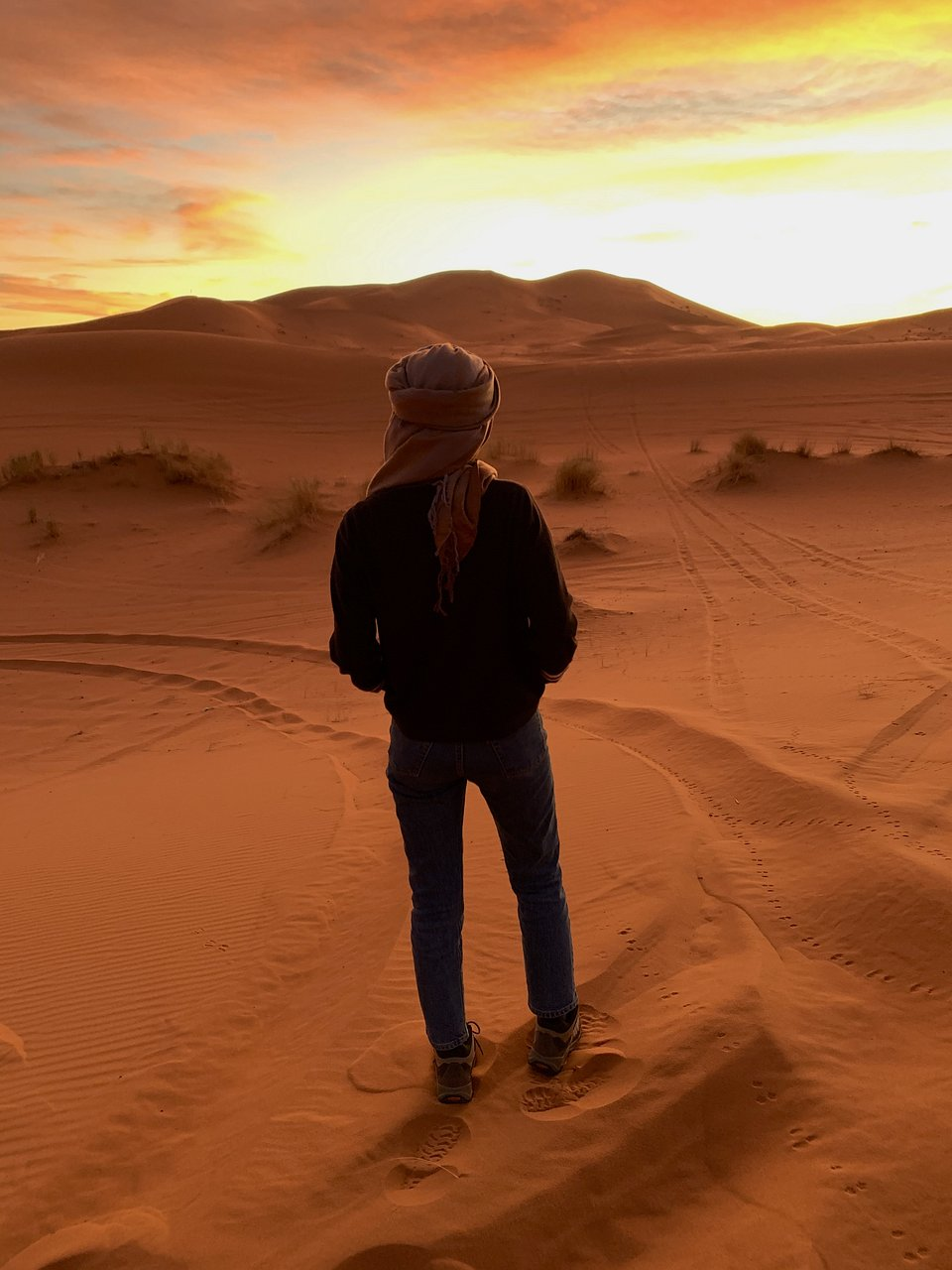 Location: Merzouga desert, Morocco