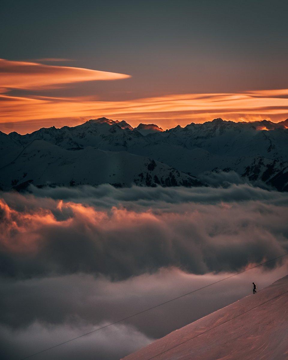 Location: Hafelekar Mountain, Austria