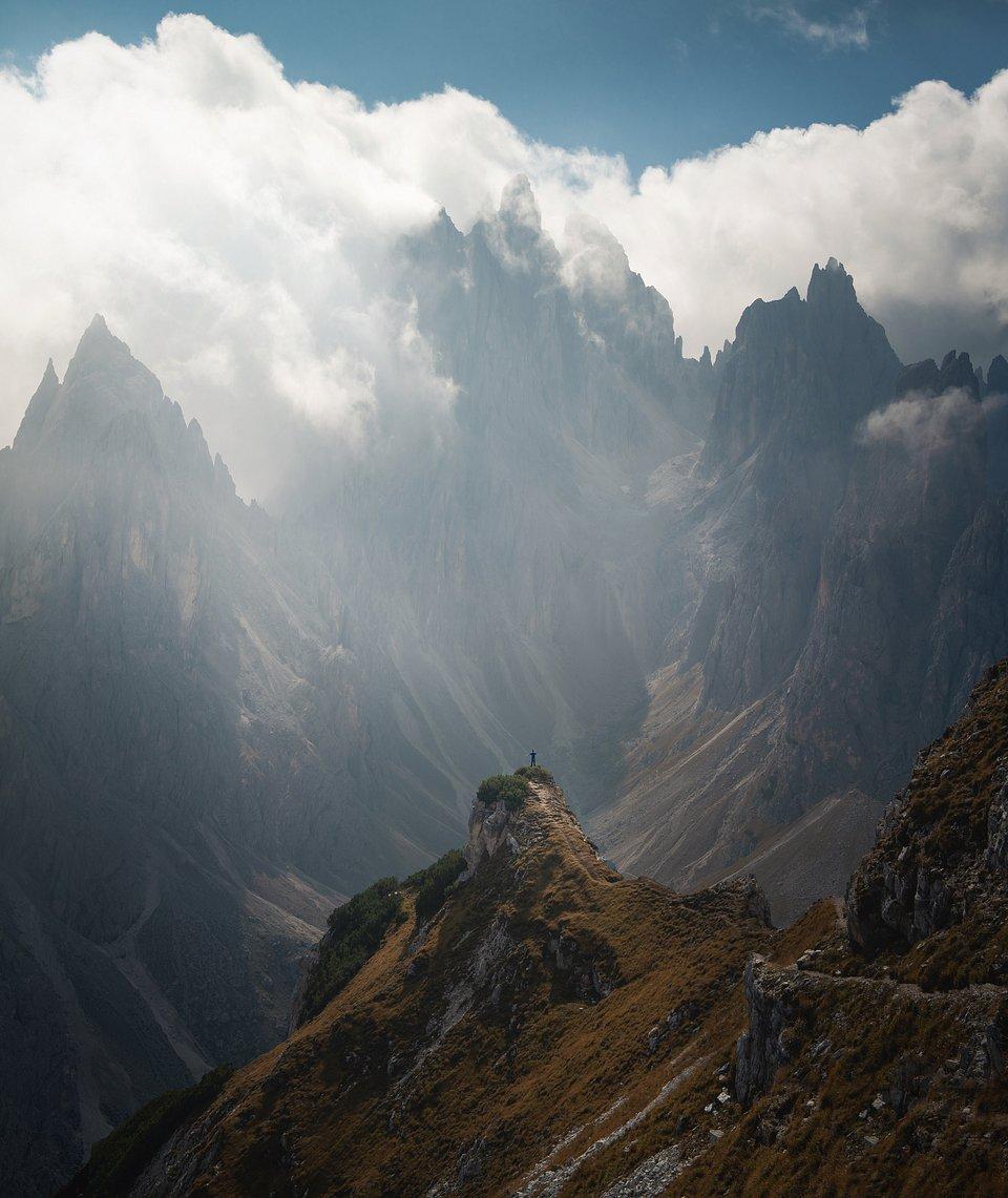 Location: Tre Cime di Lavaredo, Italy