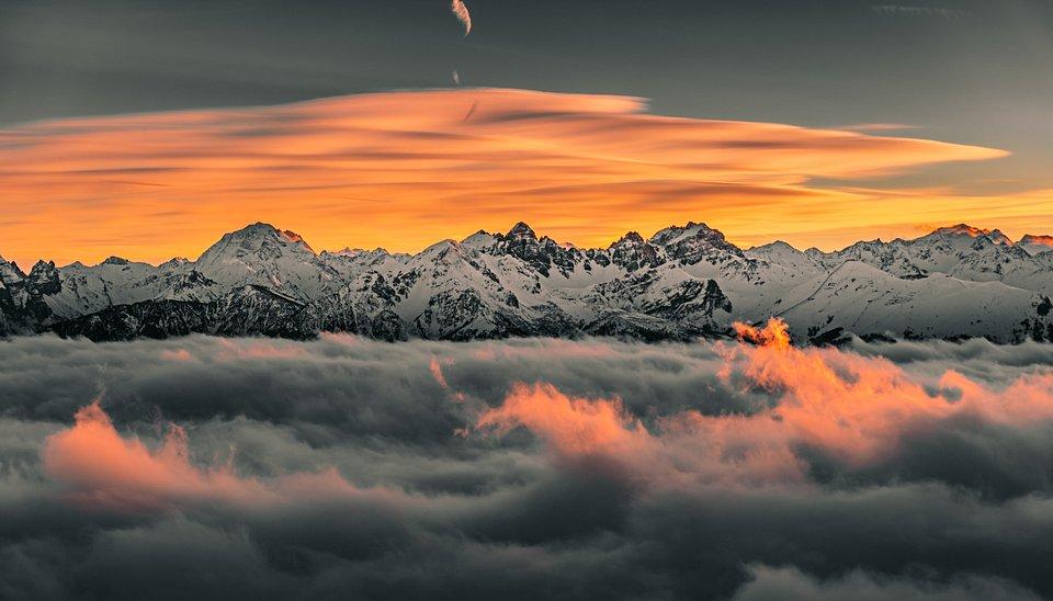 Location: Hafelekar, Austria
