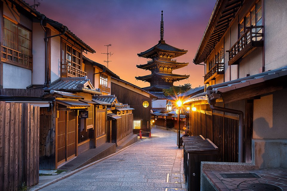 Location: Kyoto, Japan