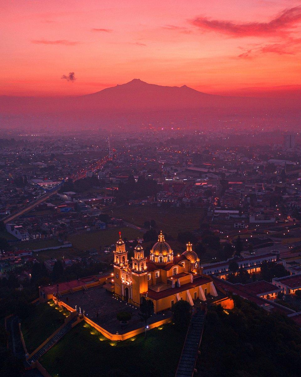 Location: Cholula, Mexico