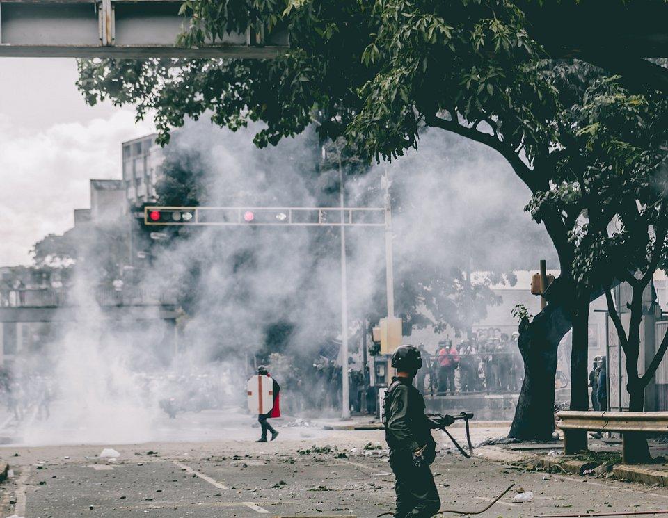 Location: Caracas, Venezuela