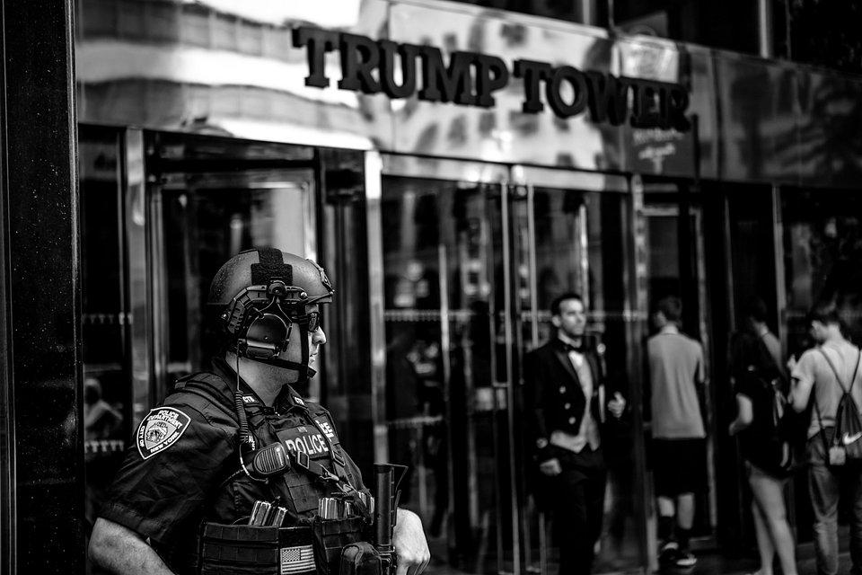 Location: Trump Tower, NYC, USA