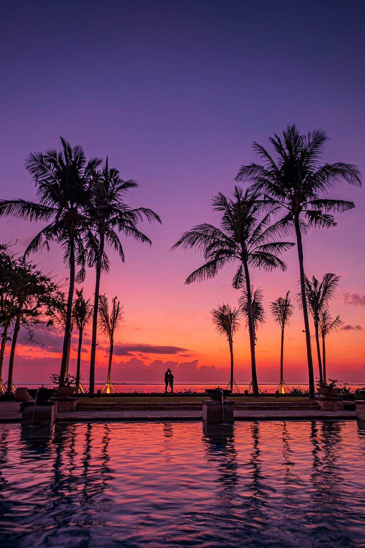 Location: Nusa Dua, Bali, Indonesia