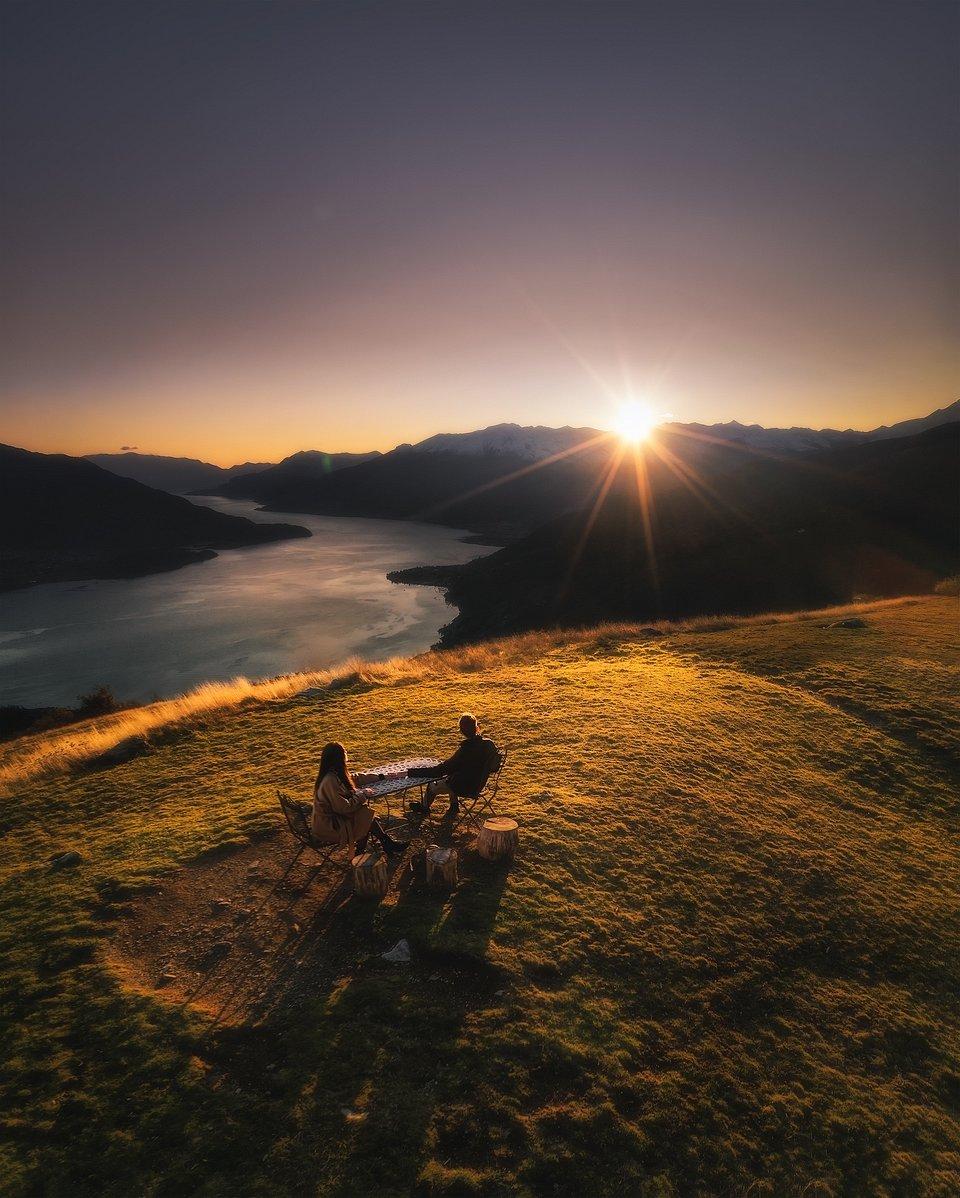 Location: Lake Como, Bugiallo, Italy