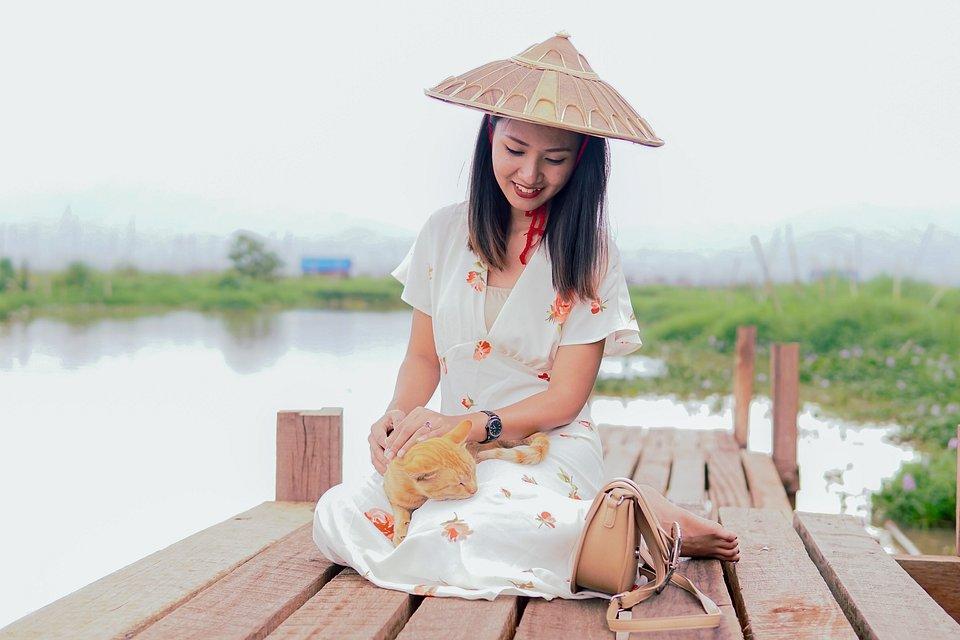 Location: Inle Lake, Myanmar