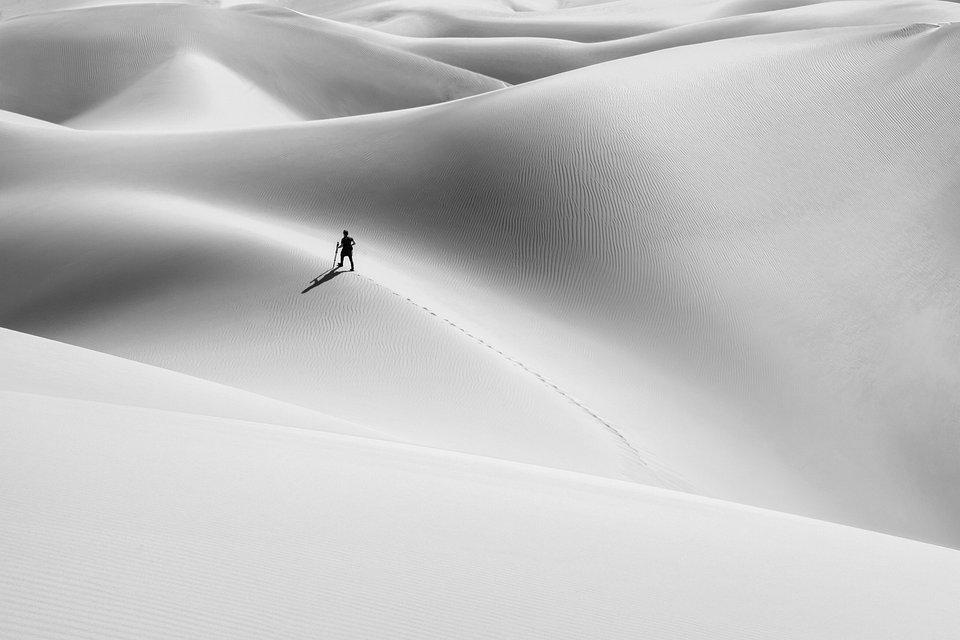 Location: Maranjab desert, Iran