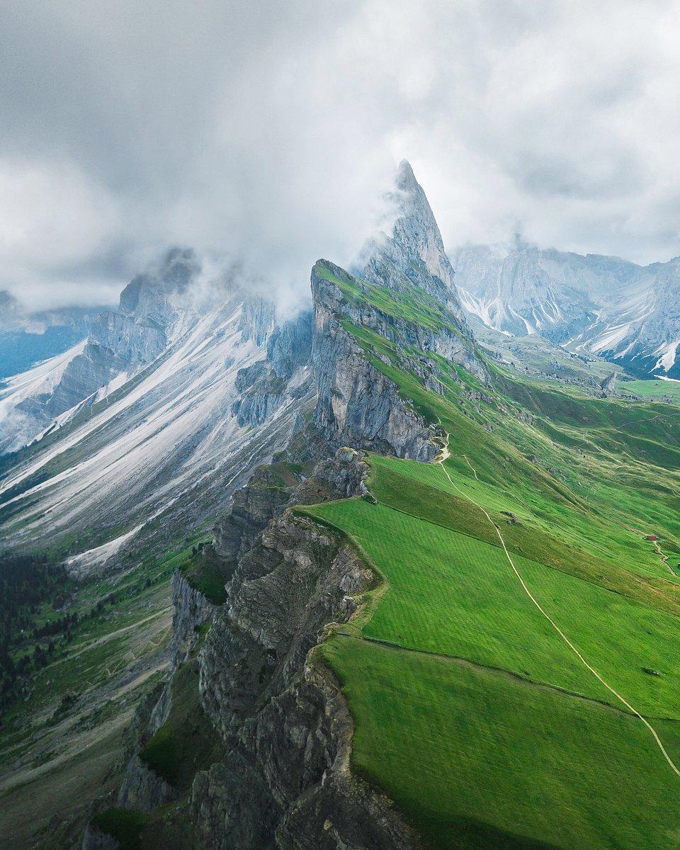 Location: Dolomites, Seceda 2500m, Italy