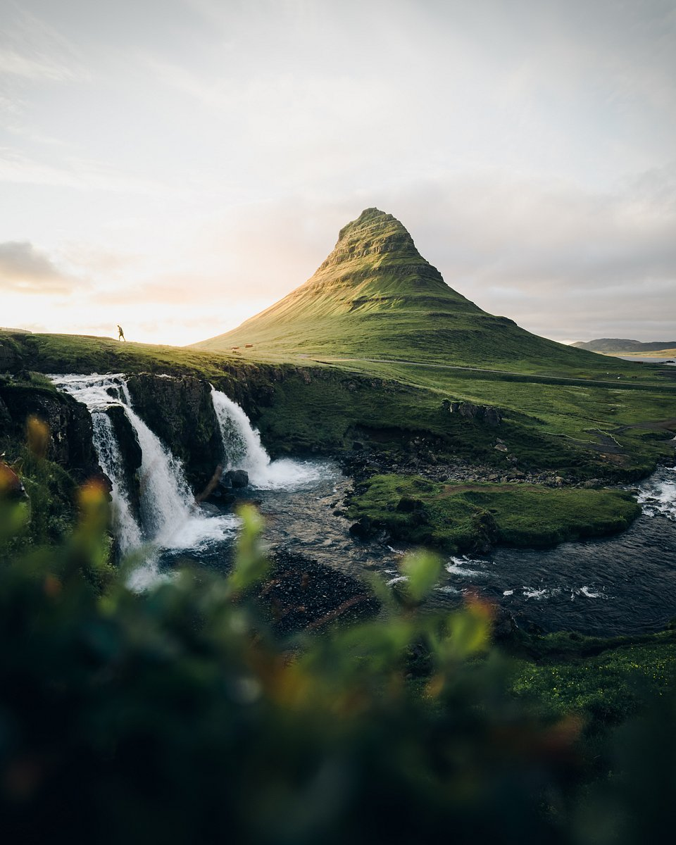 Location: Kirkjufell Mountain, Iceland