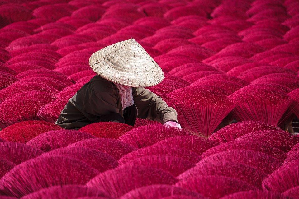 Location: Quang Phu Cau, Vietnam
