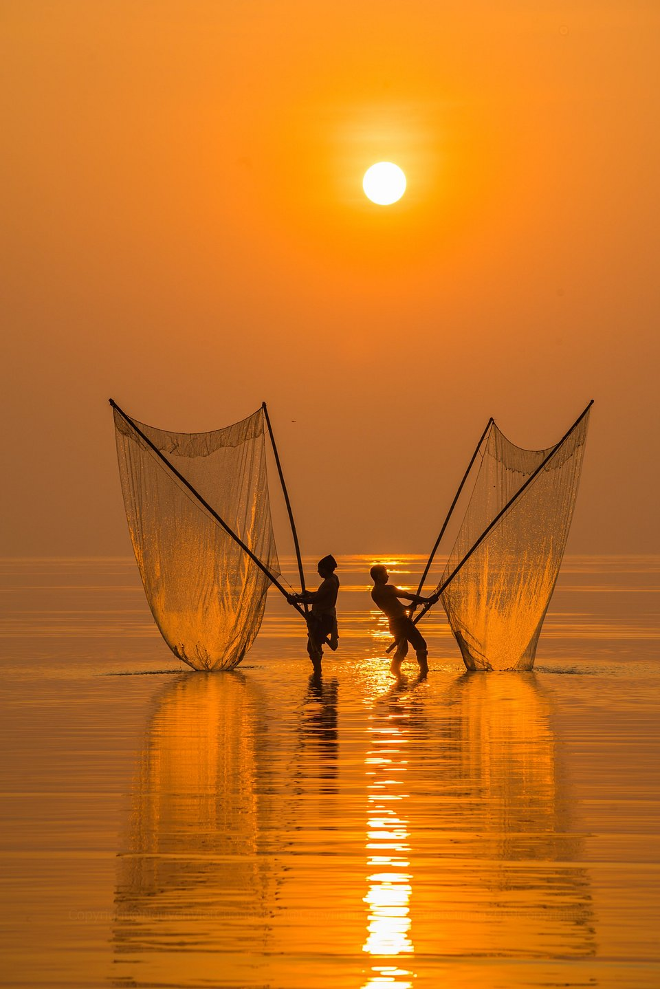 Location: Quang Lang Beach, Diem Diem District, Vietnam