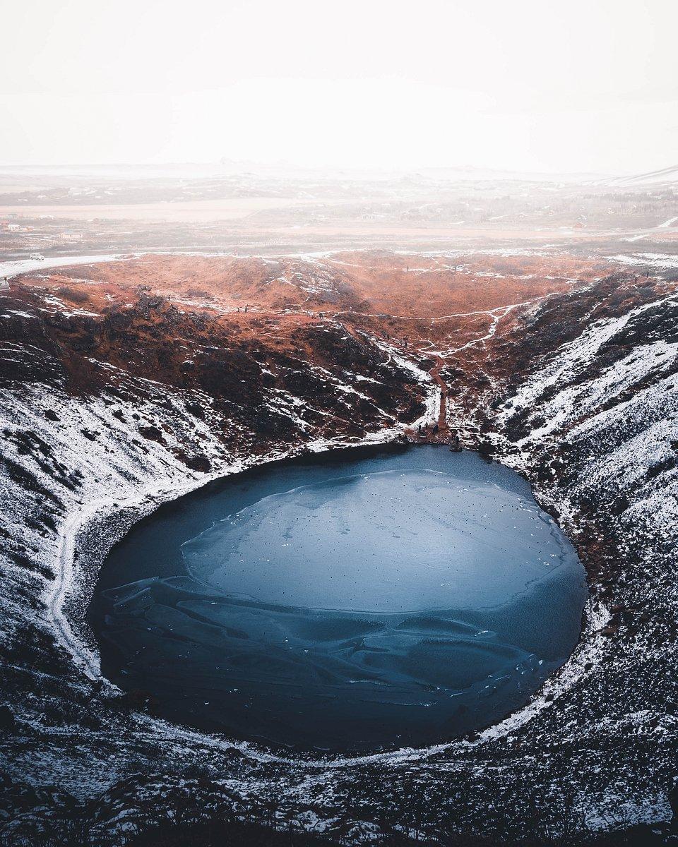 Location: Kerið, Iceland