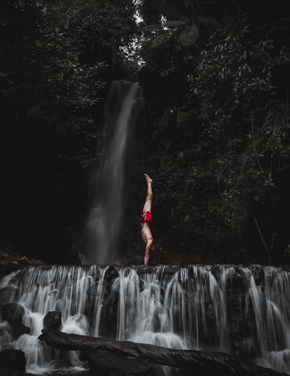 Location: Ngumpet falls, Bogor, West Java, Indonesia