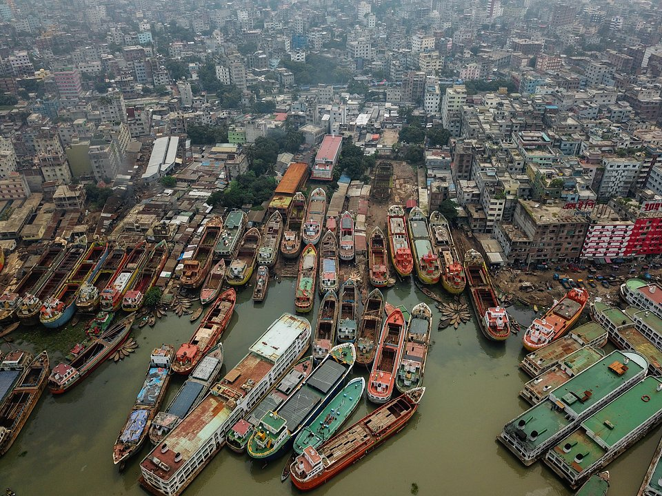 Location: Old Dhaka, Bangladesh