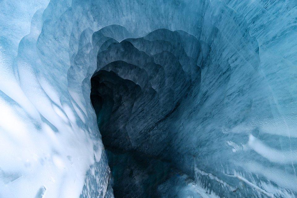 Location: Mont-Blanc glacier, France