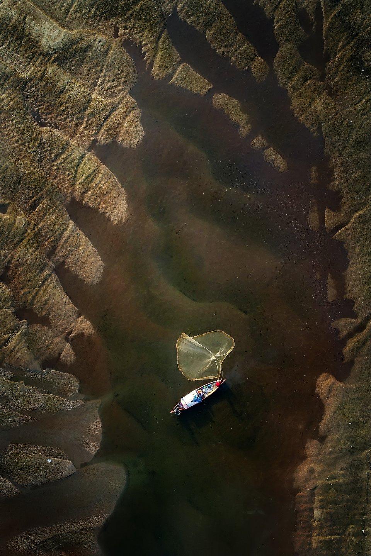 Location: Irrawaddy River, Myanmar