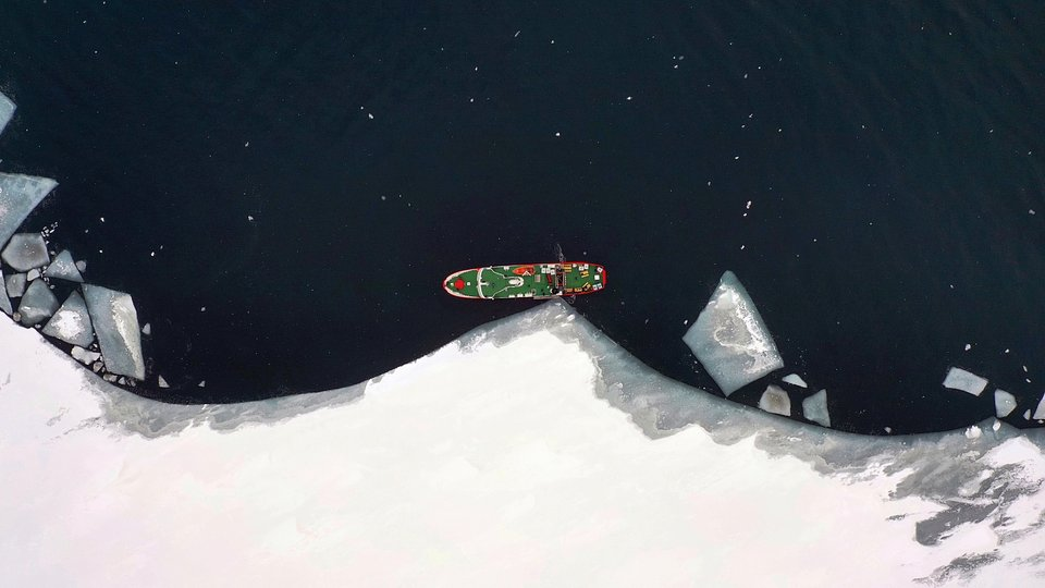 Location: Svalbard, Norway