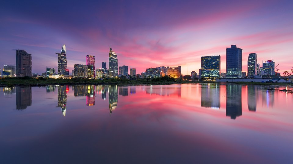 Location: Ho Chi Minh City, Vietnam