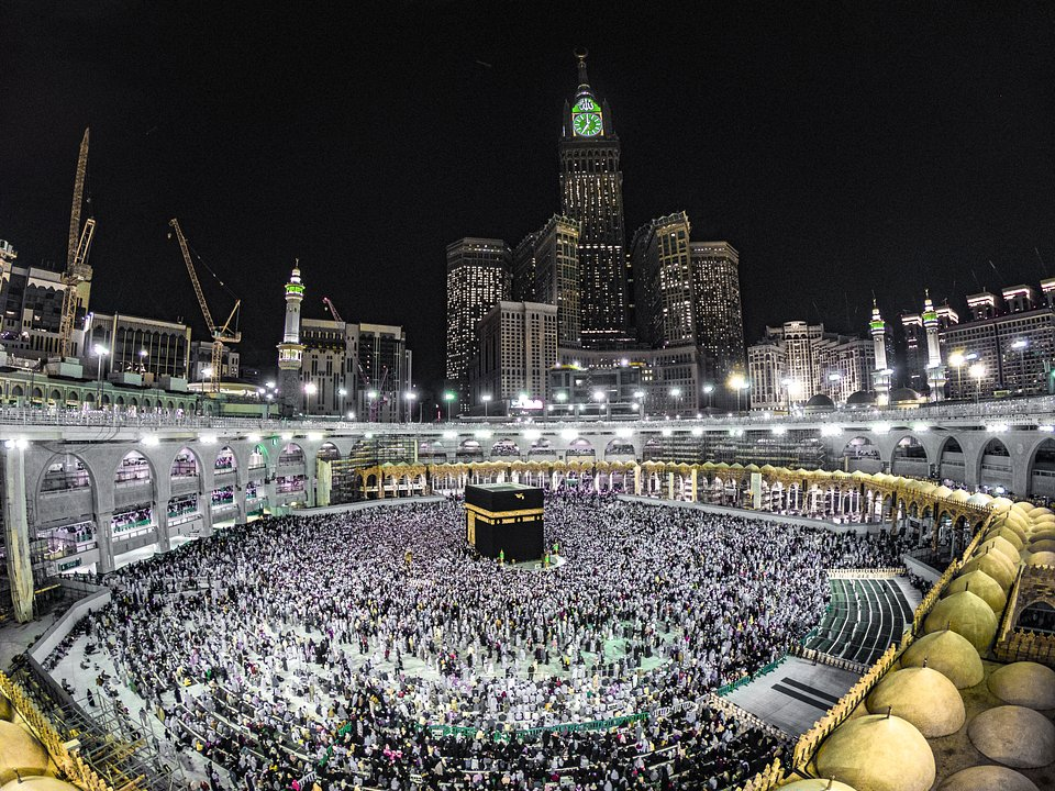 Location: Mecca, Saudi Arabia