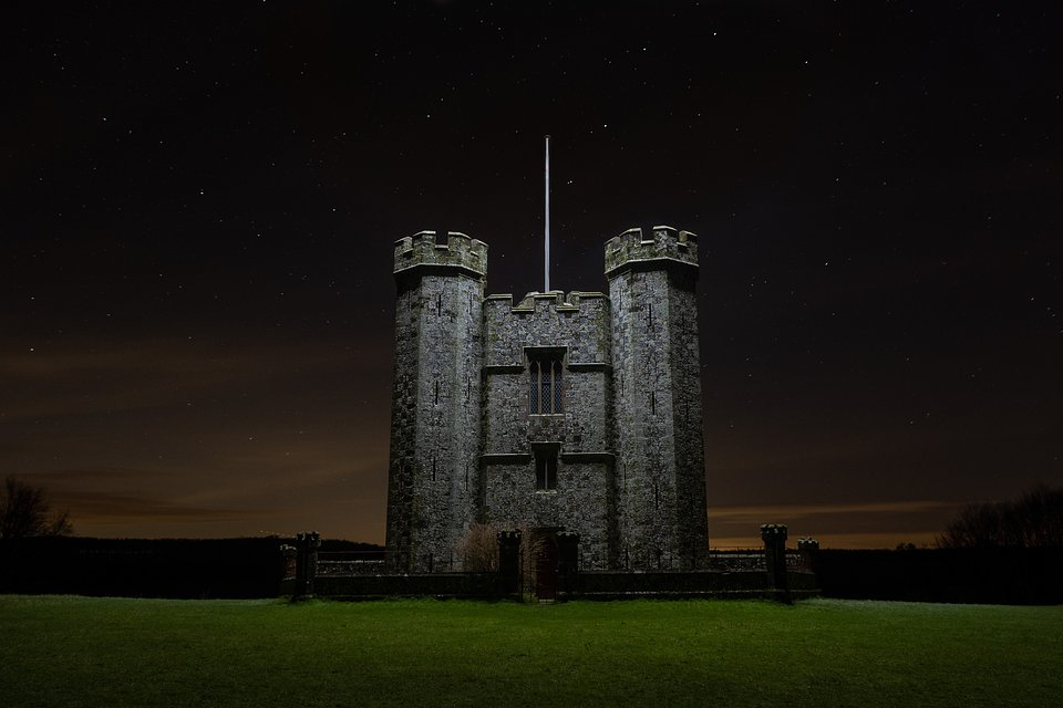 Location: Hiorne Tower Arundel West Sussex, UK