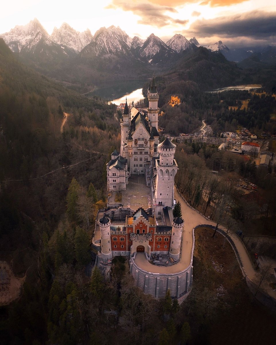 Location: Neuschwanstein Castle, Schwangau, Germany