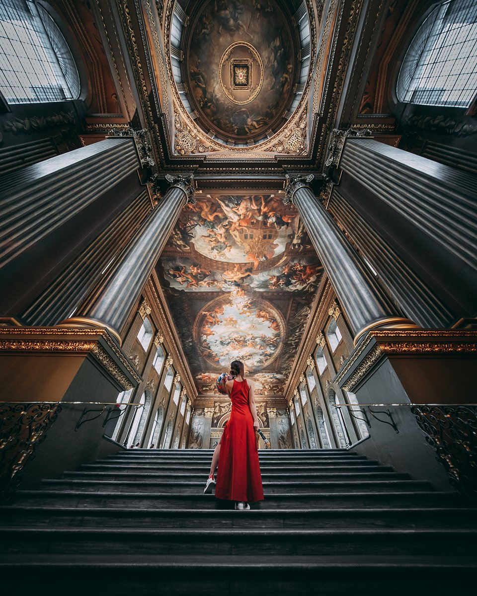 Location: Old Royal Naval College, London, UK