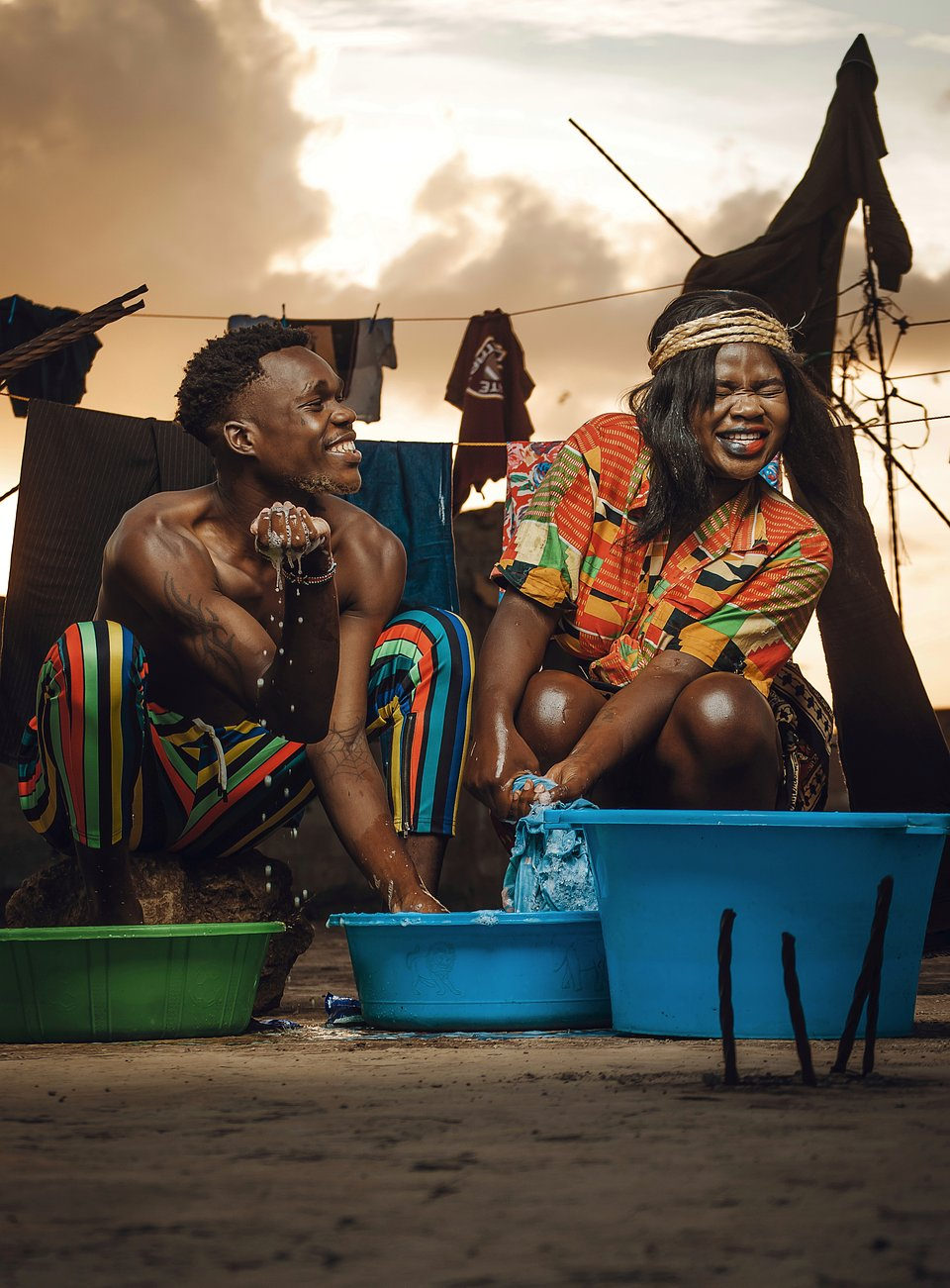 Ubicación: Dandora, Nairobi, Kenya