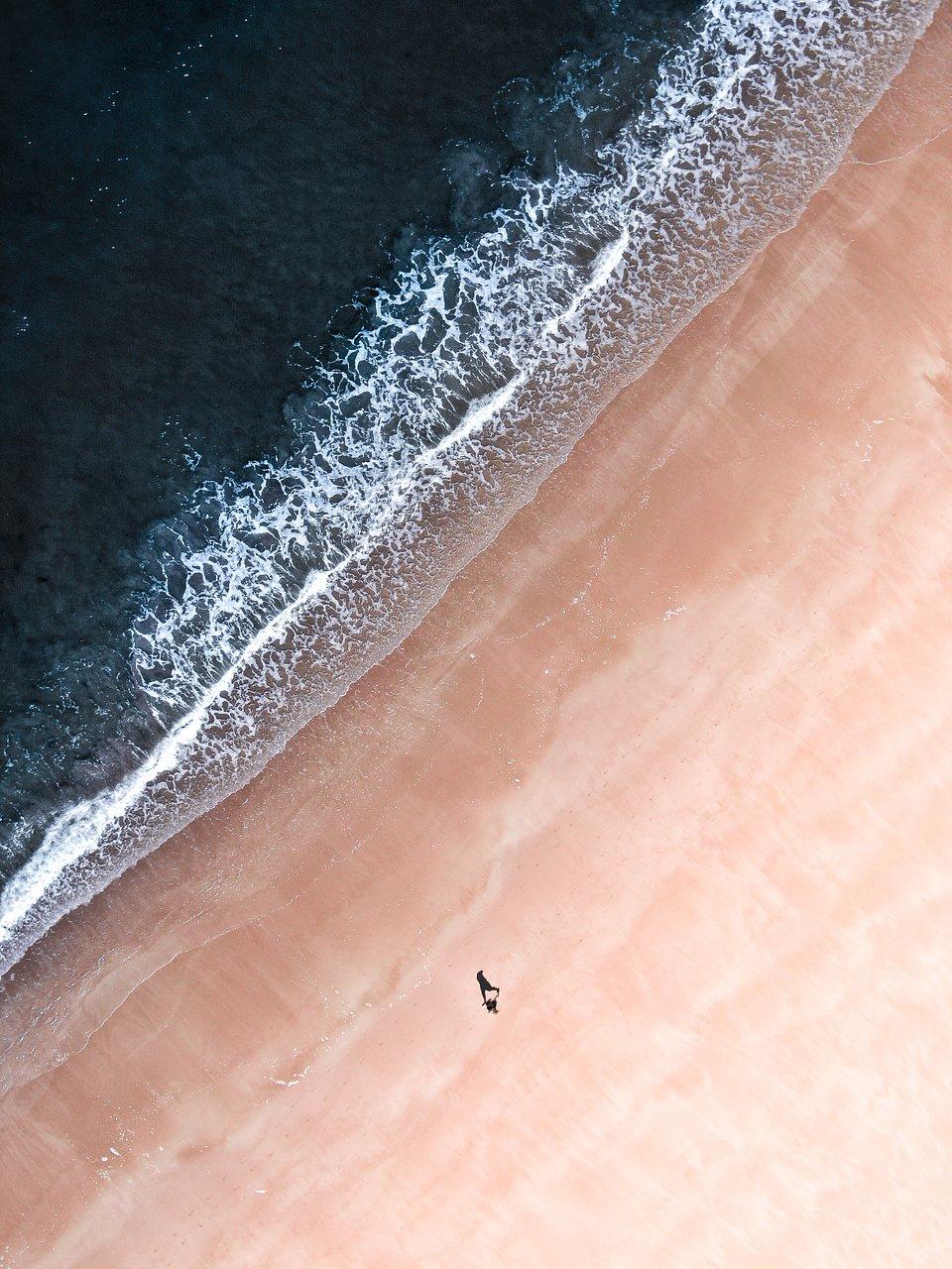 Location: Plemont beach, Jersey, UK