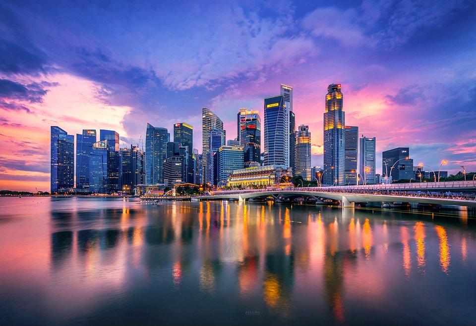 Location: Marina Bay Sands, Singapore