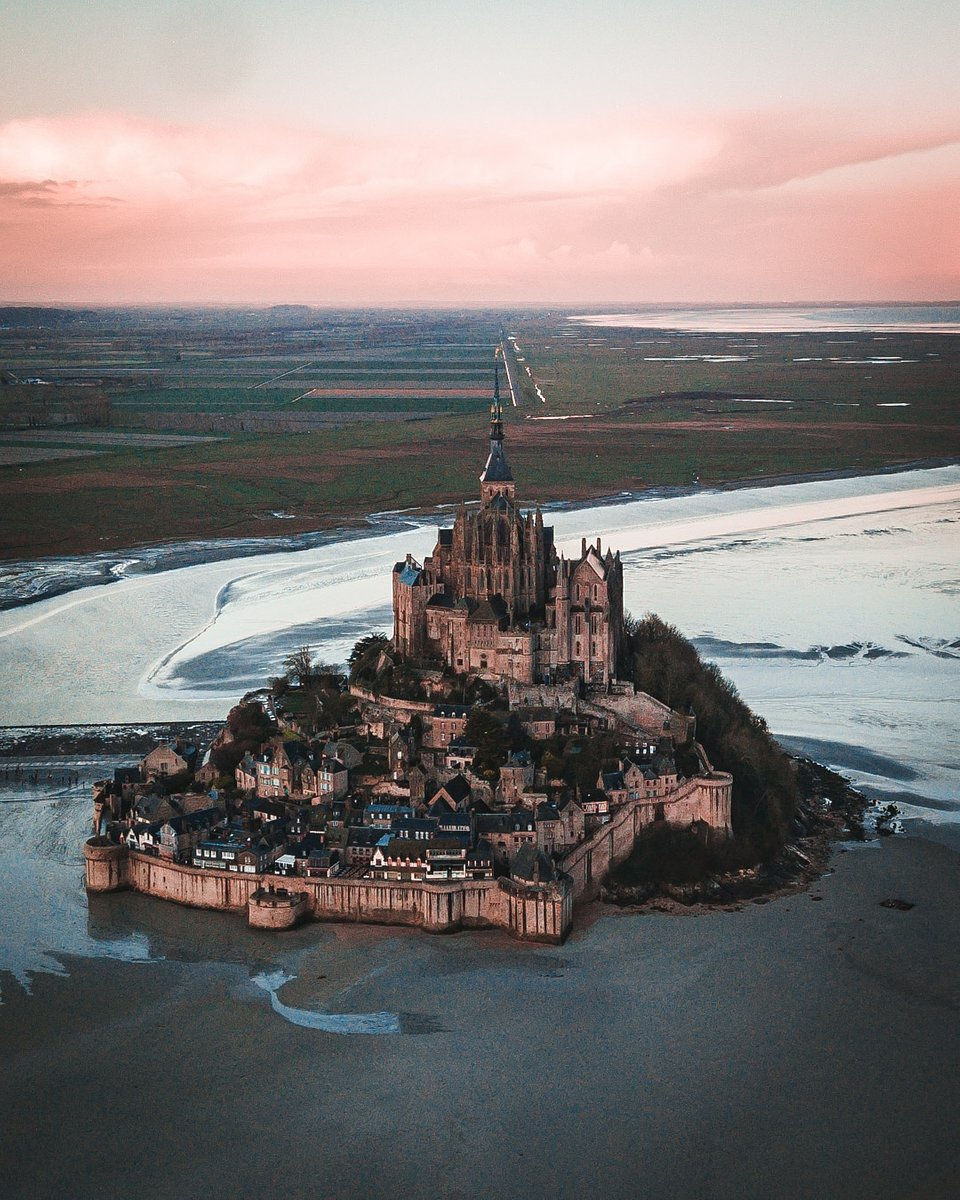 Location: Mont Saint Michel, France